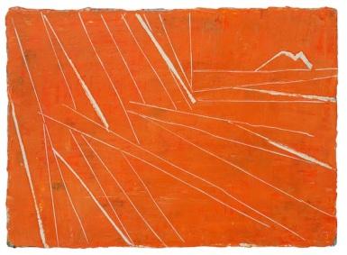 olivieraubry-orange-peinture-ile
