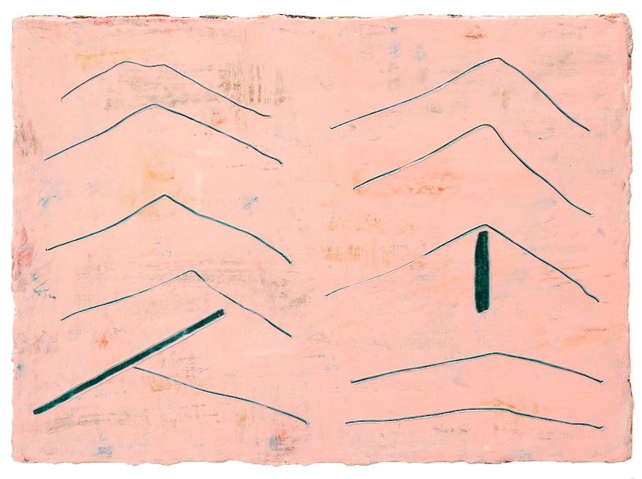 olivieraubry-rose-forêt-peinture